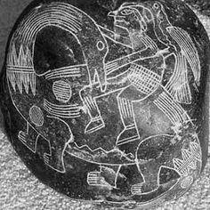 el misterio de las piedras de Ica Nazca,Peru