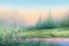 list of all of Arnold Alaniz paintings Flower Landscape, Thing 1, Beautiful Paintings, Cat Art, Impressionism, Yahoo Images, Landscape Paintings, Oil Paintings, Landscapes