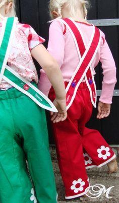 Grønne Frida Smækbukser - Alba*babY - Milledille.dk Børnetøj og Babytøj