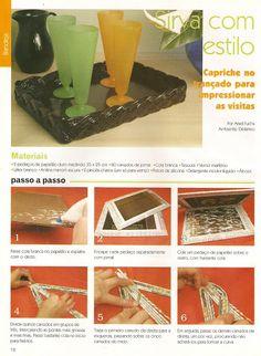 newspaper crafts