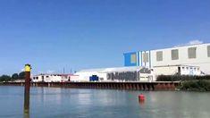 Industriehafen Makkum