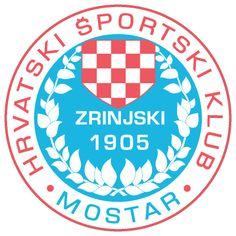 HSK ZRINJSKI MOSTAR other logo