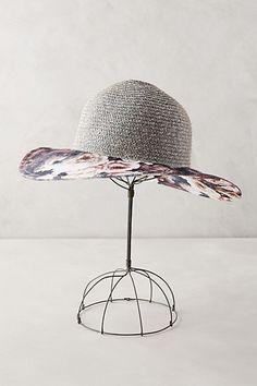Kinsley Sun Hat #anthropologie