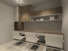 study room cupboard design - Google Search