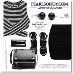 Pearls Of Joy 111 by pearlsofjoy on Polyvore featuring polyvore fashion style The Fifth Label Zizzi H&M Givenchy shu uemura