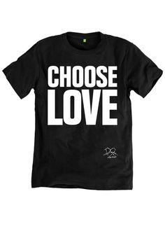 Help Refugees, Choose Love T-shirt