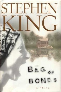 Bag of Bones. This audiobook is narrated by King himself! It's awesome!