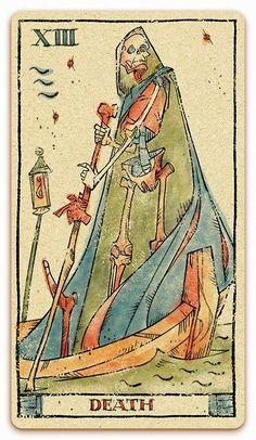 Death Card Tarot
