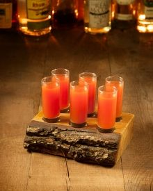 1000 images about sexy barware on pinterest make happy for Funky canape trays