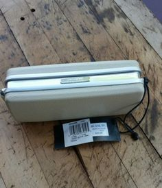 6f577adde055 Samsonite Signat Black Label 1965 Re-Edition Micro Attache Clutch Purse  Case bag