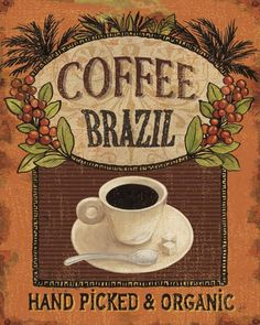 COFFEE FROM BRAZIL #AROMASINCOFFEE
