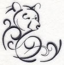 Image result for mama bear tattoo small