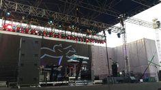 Del Mar Racetrack Concert Stage