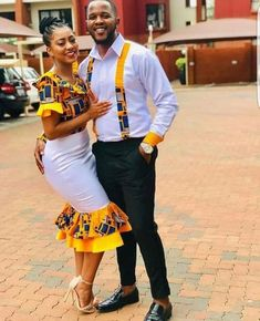 Couples African Outfits, African Clothing For Men, African Shirts, Latest African Fashion Dresses, African Dresses For Women, African Print Fashion, Ankara Fashion, Unique Clothing, African Women