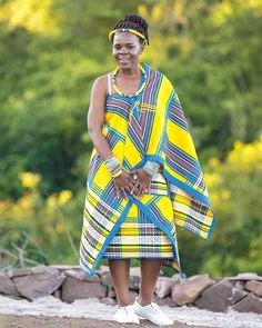 African Fashion Skirts, South African Fashion, African Fashion Designers, African Inspired Fashion, African Print Fashion, Africa Fashion, Venda Traditional Attire, Sepedi Traditional Dresses, South African Traditional Dresses