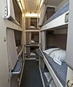 Chris Glover's answer to Where do pilots sleep during long haul flights? - Quora
