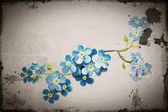 Forget Me Not Flower Tattoo | tumbnart.com