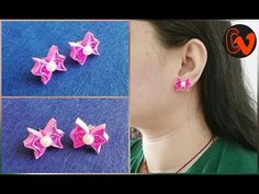 How To Make Quilling Stud Earrings Tutorial / Paper Quilling Earrings / Design 31 Hello all, Welcome to Creative V Channel, here you can watch and learn how . Quilling Studs, Paper Quilling Earrings, Quilling Jewelry, Quilling Patterns, Quilling Designs, Diy And Crafts, Arts And Crafts, Paper Crafts, Oragami