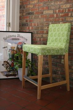 Chair Stool Covers Chairs To Watch Tv 22 Best Bar Images Arredamento Blinds Couch Slipcover The First Of Three Slip For Stools In Our Kitchen