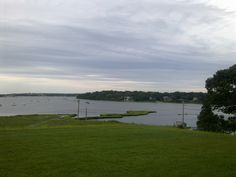 nice view of the Lagoon on the vineyard from the Vineyard Haven side