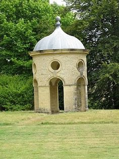 Onion domed folly