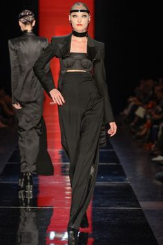 Jean Paul Gaultier Fall 2012-13 Couture Show | Homotography
