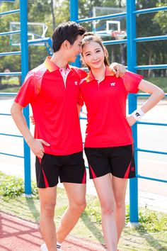 Badminton clothes , Table Tennis clothes Male/Female , badminton wear , badminton uniforms , Tennis clothes, 1set W6872