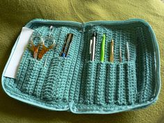 Ravelry: Crocheter's Take Along Tool Kit pattern by Priscilla Hewitt