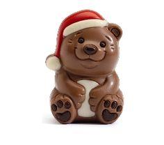 osos de chocolate -