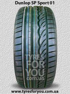 Летняя шина Dunlop SP SPORT 01