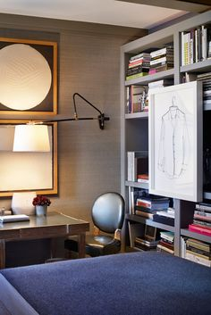 Mark Cunningham - Madison Avenue apartment of Francisco Costa (designer at Calvin Klein), photographed by Christopher Sturman