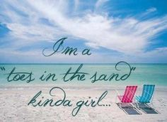 I was raised at the beach....it never leaves you ....its always calling to you ....everytime the waves crash .....it calls your name!  I love it!