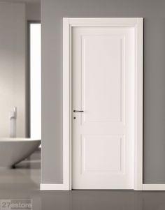 Ordinaire Modern White Interior Door