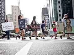 Movimento cultural que organiza passeios artísticos por várias cidades do mundo, realizará sua 21ª edição na Avenida Paulista.