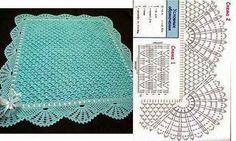 I miei lavori all'uncinetto: crochet pattern