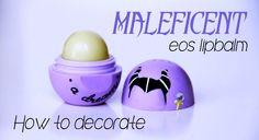 Maleficent eos lip balm | Pencilmade.dk