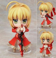 AmiAmi [Character & Hobby Shop] | Nendoroid - Saber Extra(Released)