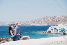 Mykonos Elopement   Wedding Photographer in Greece Mykonos Resort, Mykonos Town, Elopement Wedding, Elope Wedding, Greece Destinations, Greek Culture, Greece Wedding, Greek Islands, Plan Your Wedding