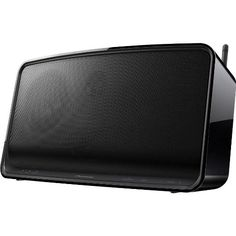Amazon.com: Pioneer XW-SMA4-K Wi-Fi Speaker featuring AirPlay, DLNA, HTC Connect and Wireless Direct: Electronics