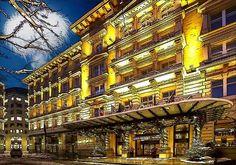 Silvester im Grand Hotel Wien von Hugo Josef Heikenwälder