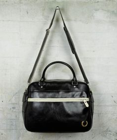 Fred Perry - Overnight Bag