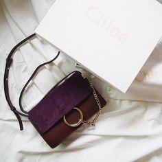 """karolinaone: """"ines_arroyo instagram Chloe bag """""""
