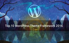 If you have been using #WordPress for maintaining your website, you'd probably know how popular and useful #WordPressframeworks are. Since there are plenty of frameworks available today to choose from, we have pulled together the top 10 to help you choose the best option. Have a look and let us know which one is your favourite.