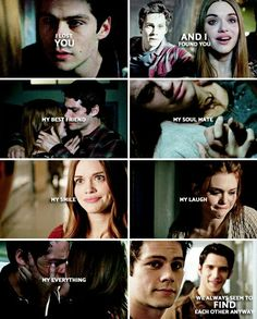 Everything has changed Stiles and Lydia