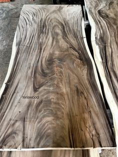 rare item special grain of slabs,more detail info order can contact us,can shipping worldwide Wood Slab, Wood Veneer, Diy Wood Projects, Wood Crafts, Tree Burl, Amboyna Burl, Woodworking Skills, Wooden Clock, Wood Lathe
