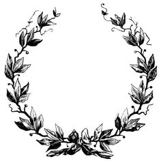 Laurel Leaf Inspired