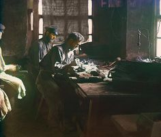 work vintage - Prokudin-Gorsky