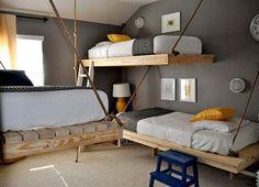 Bunk beds?