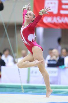 Bailie Key - 2013 International Junior Gymnastics Competition, Yokohama, Japan