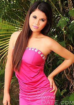 Gorgeous women pictures: Diya from Cebu City, woman in Philippines